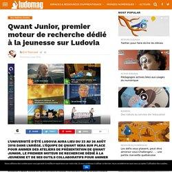Qwant Junior, premier moteur de recherche dédié à la jeunesse sur Ludovia – Ludovia Magazine