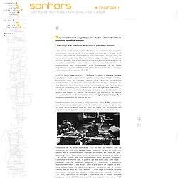 John Cage et la recherche de nouveaux potentiels sonores