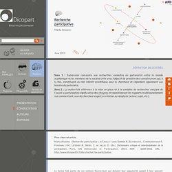 Recherche participative