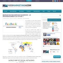 Moteur de recherche Facebook : le référencement du futur ?