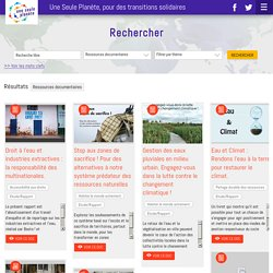 UneseulePlanete : webdocs, infographies..