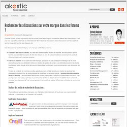 Akostic.com WEB MARKETING