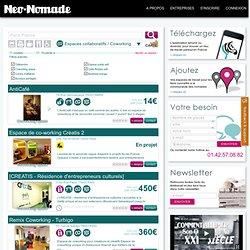 Rechercher un espace de travail - Neo-nomade - Neo Nomade