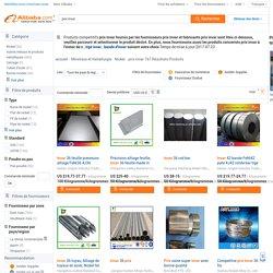 Rechercher les fabricants des Prix Invar produits de qualité supérieure Prix Invar sur Alibaba.com
