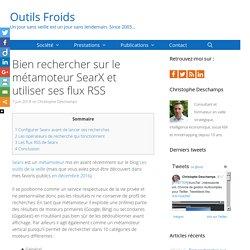 Bien rechercher sur le métamoteur SearX et utiliser ses flux RSS