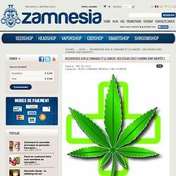 Recherches sur le cannabis et le cancer : des essais chez l'homme vont bientôt c - Zamnesia