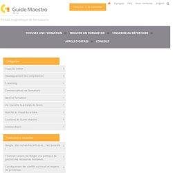 Google : des recherches efficaces… c'est possible ! / Guide Maestro Conseils