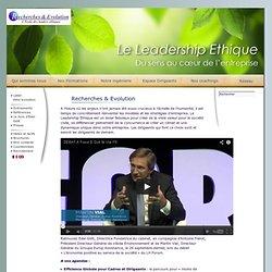 Conseil et formations en leadership éthique