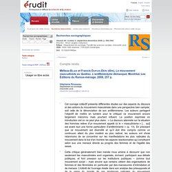 Recherches sociographiques v49 n3 2008, p.592-594