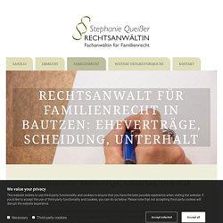 Rechtsanwalt für Familienrecht in Bautzen