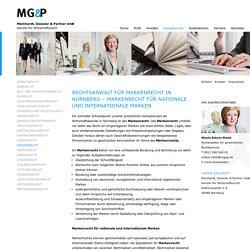 Rechtsanwalt Markenrecht in Nürnberg