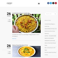 Indian Recipe by Crispy Stories