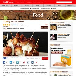 Recipe for Cheesy Bacon Bombs: The Coca-Cola Company
