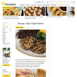 quinoa patties apple and sausage patties recipe tofu hijiki patties ...