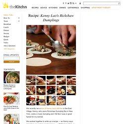 Kenny Lao's Rickshaw Dumplings