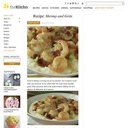 Recipe: Shrimp and Grits