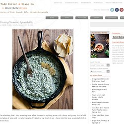 Spinach Dip Stovetop Recipes
