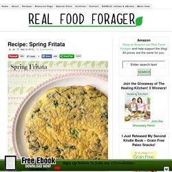 Recipe: Spring Fritata