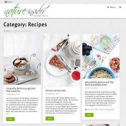 Natural Insider Recipes