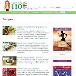 Recipes Archives - Liveto110.com
