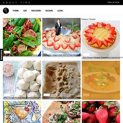 Recipes Archives - About Time Magazine
