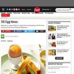 50 Egg Ideas : Recipes and Cooking : Food Network