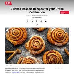 6 Baked Dessert Recipes for Diwali