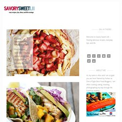 Savory Sweet Life-Easy Recipes for Everyday Cooking