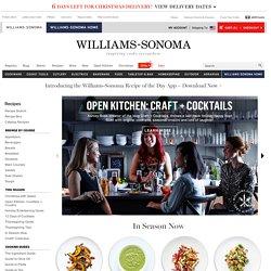 Dinner & Drink Recipes, Cooking & Grilling Tips, Dinner Menus