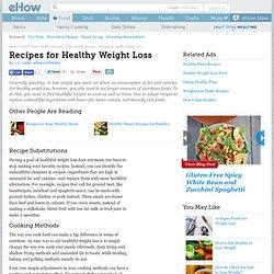 eHow.com - Healthy