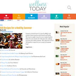 100 Recipes for a Healthy Summer