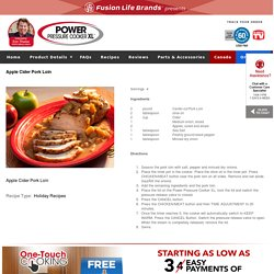 Power Pressure Cooker XL™