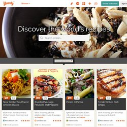 The Best Site For Recipes, Recommendations, Food And Cooking