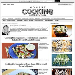 Natalie McLaury - Honest Cooking