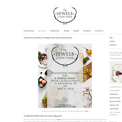 Recipes - The Jewels of New York