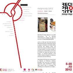 RECIPROCITY - reciprocity 2012