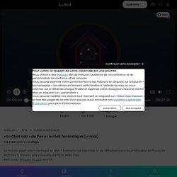 «Le Chat noir» de Poe et le récit fantastique (14 mai) - Vidéo Français