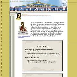 RÉCIT univers social - La Grèce antique