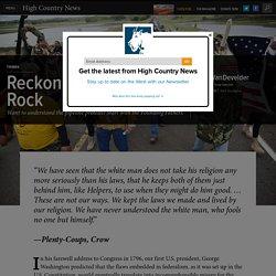 Reckoning at Standing Rock