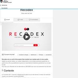 Recodex