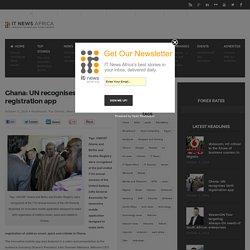 IT News Africa – Africa's Technology News Leader