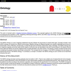 NERD: Named Entity Recognition and Disambiguation