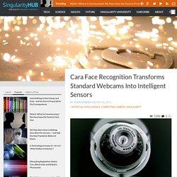 Cara Face Recognition Transforms Standard Webcams Into Intelligent Sensors