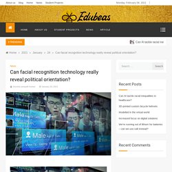 Can facial recognition technology really reveal political orientation? -