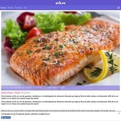 Ce ne recomandă un expert în nutriţie să mâncăm la cină - Eva.ro