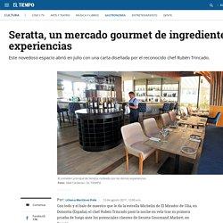 Platos y licores recomendados del restaurante Seratta - Gastronomía - Cultura
