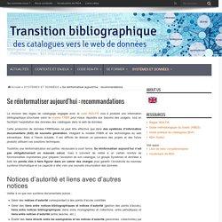 Se réinformatiser aujourd'hui : recommandations