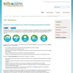 Diagnostic et recommandations pour améliorer l'environnement alimentaire en Australie