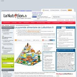 Les recommandations de LaNutrition.fr - La pyramide alimentaire de LaNutrition.fr