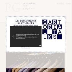 Les recommandations de PG : La sélection de costumes en prêt-à-porter 2014 – Parisian Gentleman